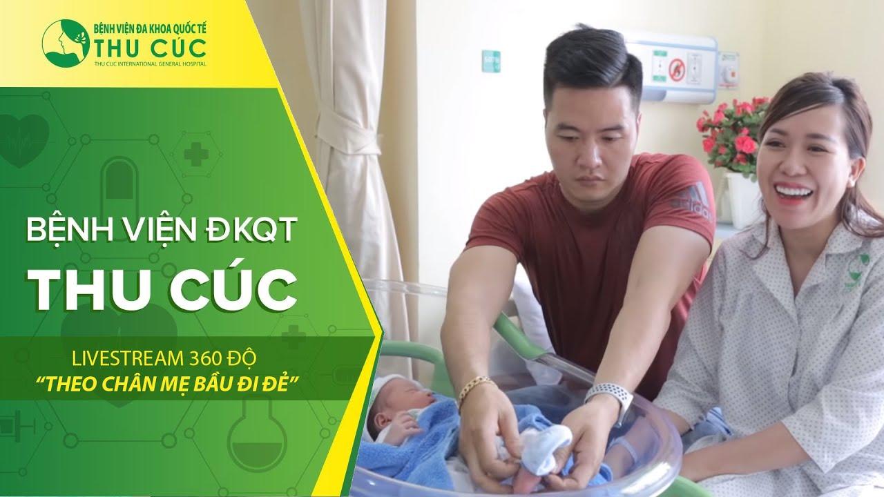 [LIVESTREAM] Chia sẻ của Diễn viên Mai Thỏ sau trải nghiệm 1 đêm tại Bệnh viện ĐKQT Thu Cúc