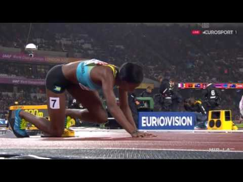 Phyllis FRANCIS - 400 M WOMEN'S FINAL - WORLD CHAMPIONSHIPS LONDON 2017