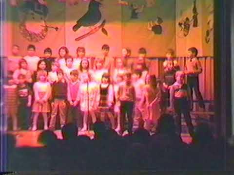 1986 Cochranton Elementary School Play