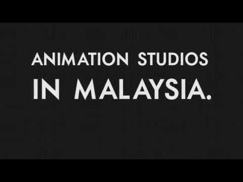 Animation Studio's in Malaysia