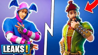 *ALL* Fortnite 5.4 Leaks! | New Skins, Emotes, Gliders! ( Update )
