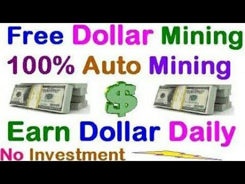 👉CARA MINING DOLLAR GRATIS DI SITUS SEHARI 5$