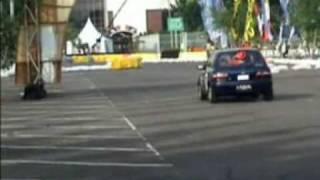Adithyo Perdhana (SAYAP Band & Sonic Speed Team) Drifting Toyota Starlet GT