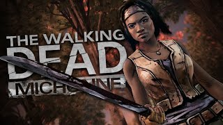 IN TOO DEEP | The Walking Dead: Michonne - Episode 1 (Full Game)