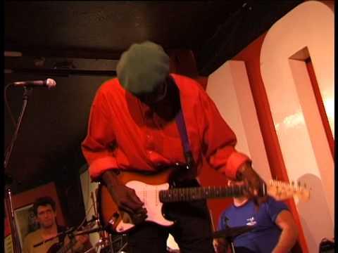 U P Wilson 'Live at The 100 Club' JSP5802 DVD on JSP Records.