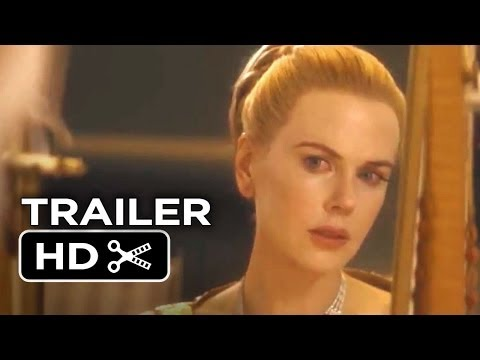 Grace Of Monaco Official UK Trailer #1 (2013) - Nicole Kidma
