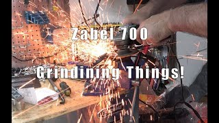 Zabel 700 Dirtbike Build Part 10: Putting on the brake pedal