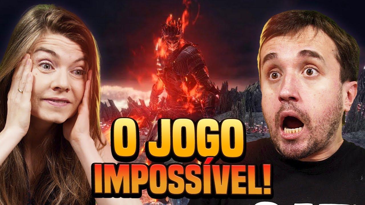 ZERANDO O JOGO MAIS DIFÍCIL DE TODOS!