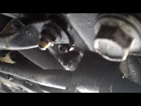 Toyota Corrolla makes noise when it hits bumps how to fix