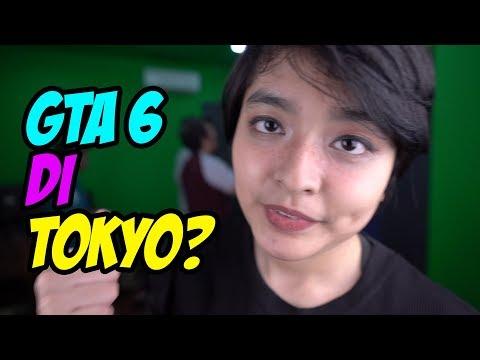 GTA 6 di TOKYO?  - TAG NEWS