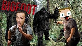 JÁ SE NEBOJÍM ... FAKT | Bigfoot w/ Gejmr