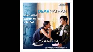 "OST. DEAR NATHAN ""Mata Ke Hati Accoustic Version"""