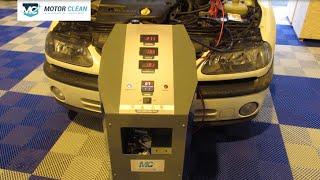 Décalaminage Renault Laguna par Motor Clean / Problème pollution CT