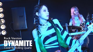 Dynamite Rock Version (BTS 방탄소년단) by Rolling Quartz 롤링쿼츠  #KRock #GirlBand
