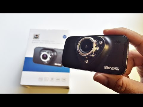 Cool 1080p Full HD Car Dash Camera For UNDER $50