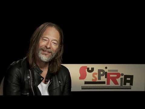 SUSPIRIA - Intervista con Thom Yorke