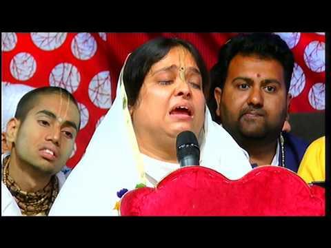 De De Thoda Pyar Tera Kya Ghat Jayega - Poonam Sadhvi Ji Live Bhajan, Barsane Wali | Kirtan 2018