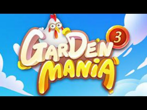 Garden Mania 3 GamePlay HD Walkthrough Android IOS Tips How To Mobile Gaming