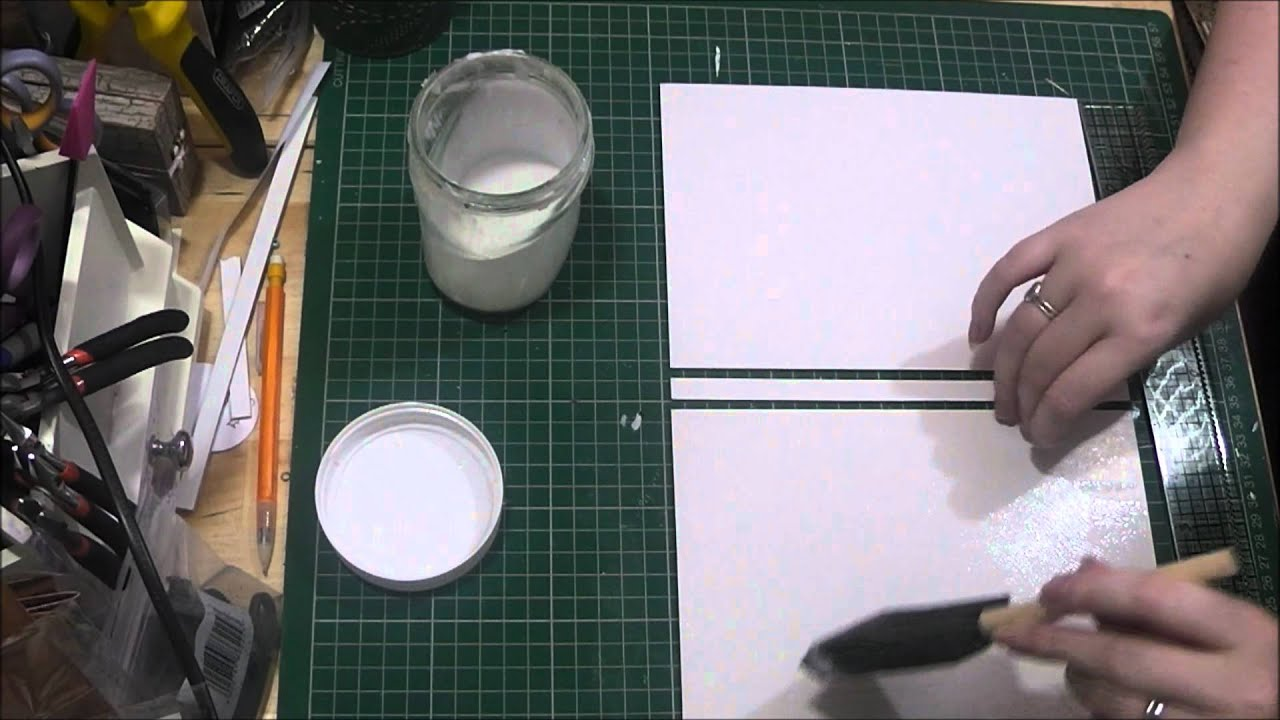 Bookbinding Tutorial Part Four - Making your Book Covers - YouTube