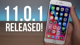 iOS 1101 RELEASED To All Devices
