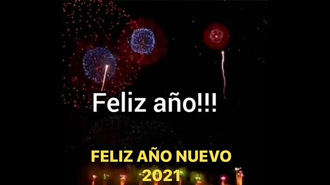"""Feliz Año de una Vez """"Si no Llegamos"""" / FELIZ AÑO 2021-2022"""