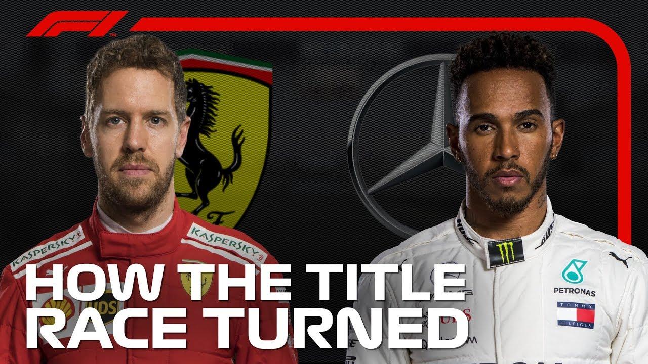 F1 Review: Lewis Hamilton Wins, Red Bull Rises, and Sebastian ...