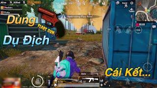 PUBG Mobile   Bắn Flare Gun Dụ Địch - Gặp Phải Team Ninja Cướp Thính Max Chiến Thuật 😂