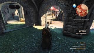 The witcher 3 DLC tradicao dos bruxos: equipamentos da escola do lobo localizacao dos diagramas