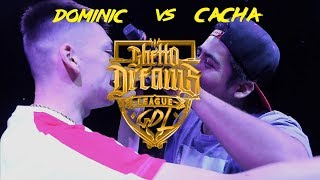 DOMINIC VS CACHA GDL INTERNACIONAL BATALLA DE EXHIBICION CDMX