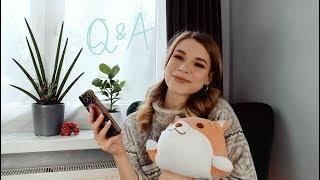 KOLEJNA DAWKA OSOBISTYCH PYTAŃ - Q&A | KAROLINA ANNA