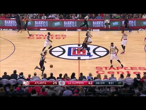Quarter 2 One Box Video :Clippers Vs. Hawks, 3/5/2016 12:00:00 AM