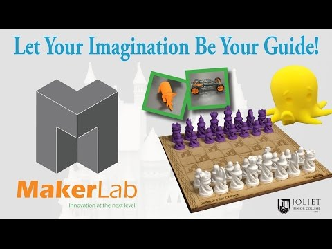 MakerLab at Joliet Junior College