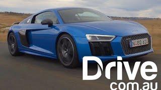 Audi R8: the ultimate everyday supercar?   Drive.com.au