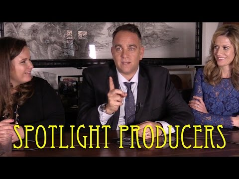 DP/30: Spotlight, The Producers