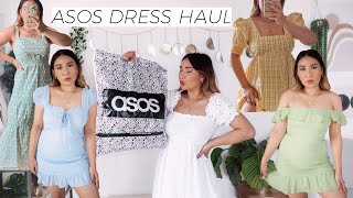 ASOS Summer Dress Try On Haul | May 2020