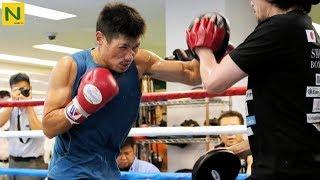 長谷川穂積の超絶テクニックが分かるトレーニング集【ボクシング】 | Hozumi Hasegawa - Training 2017