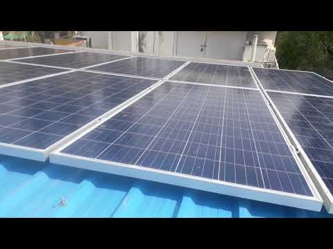 5KW Solar Power Pack At Hadapsar, Pune