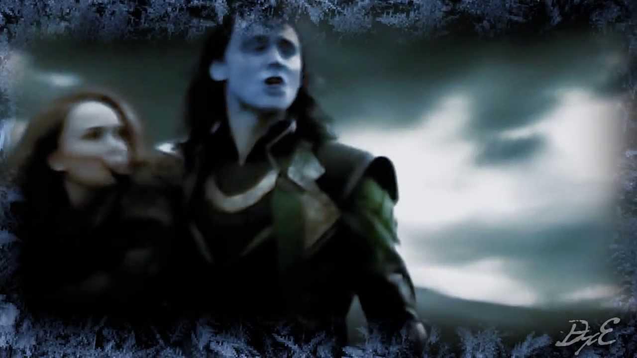 Loki/Jane ► Frozen Heart