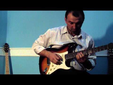 Led Zeppelin  When the levee breaks instrumental var  Albert Satushiev