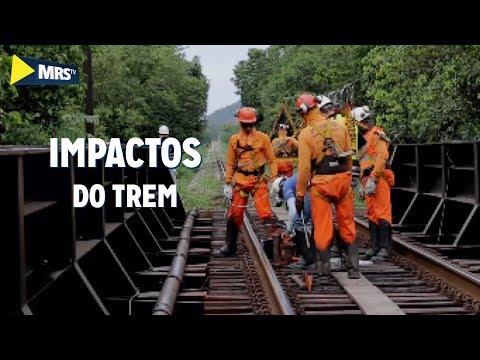 MRS TV -  Você sabe por que instrumentamos vagões, via férrea e pontes?