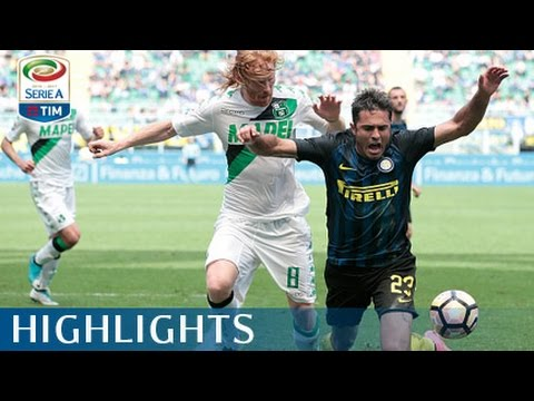 Inter - Sassuolo - 1-2 - Highlights - Giornata 36 - Serie A TIM 2016/17