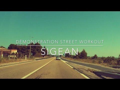 Démonstration Street Workout - Sigean [HD]