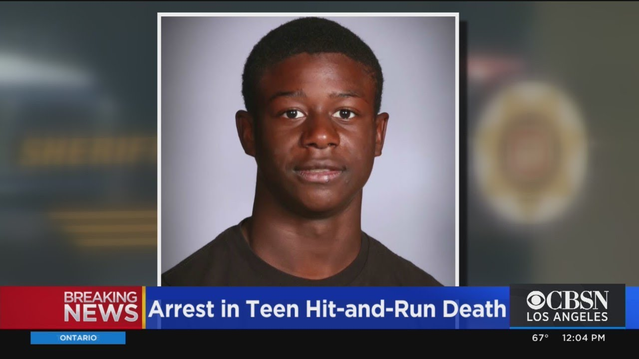 Arrest Made in Apple Valley Hit-And-Run That Killed Teen