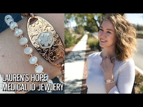 Lauren's Hope Medical ID Jewelry Review