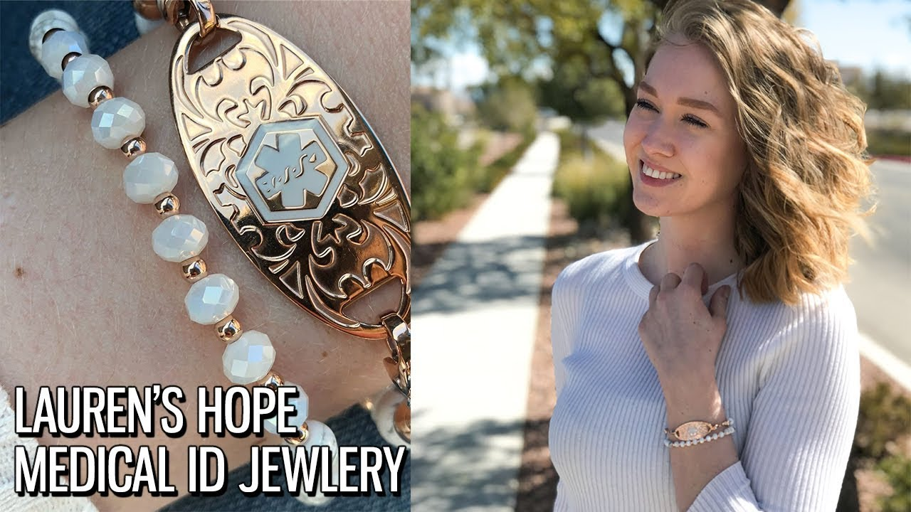 Lauren S Hope Medical Id Jewelry Review
