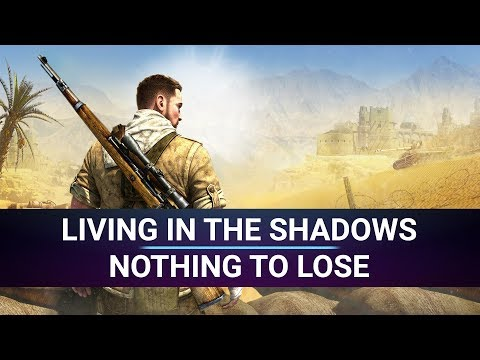 [Road to 100%] Sniper Elite 3 - Living in the shadows + Nothing to lose - Achievement Walkthrough |