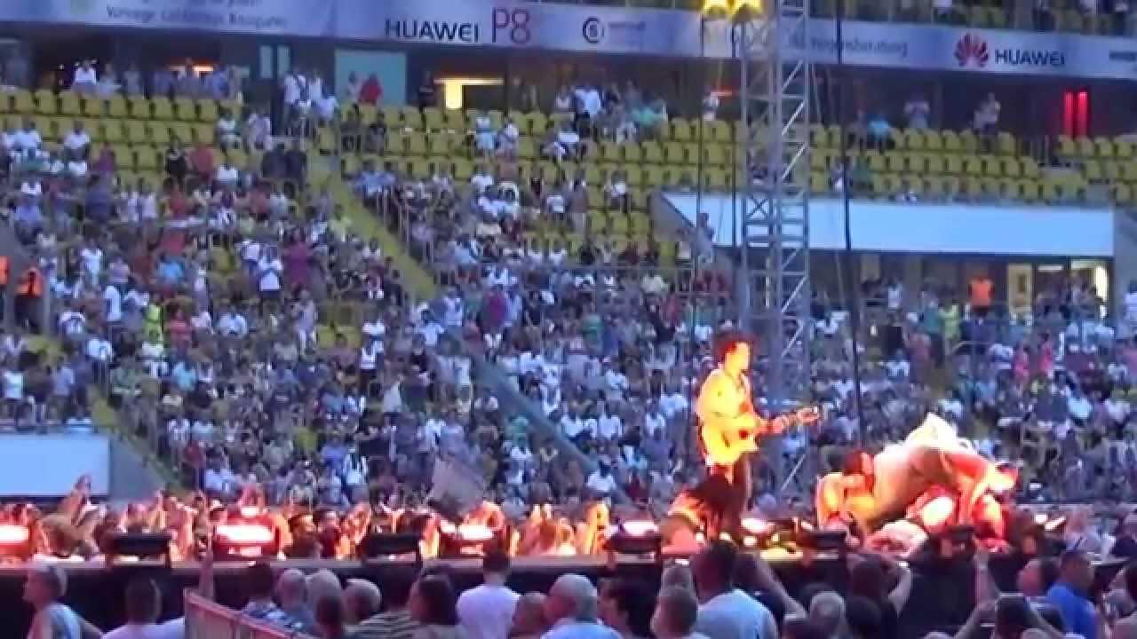Helene Fischer Live In Dresden Am 07072015 Youtube