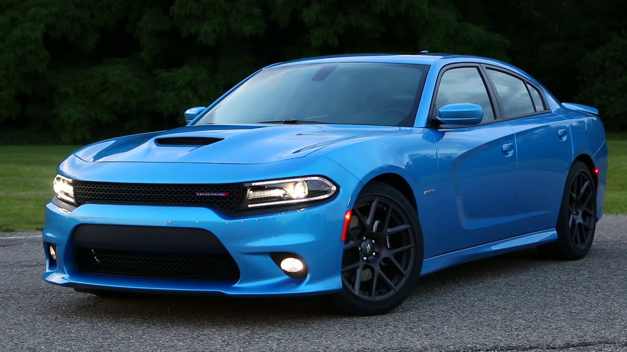 2019 dodge charger r  t running footage
