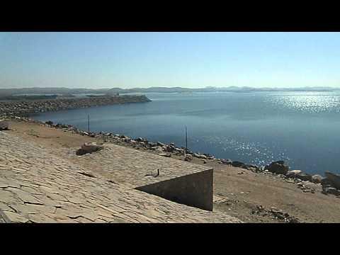 HD Assuan Staudamm / Aswan Dam / Diga di Assuan Part 2 Italians79 in Egypt 2011