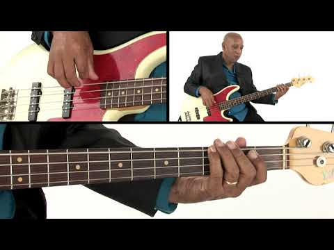 Learn to Play Motown Bass Guitar Like James Jamerson